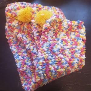 Cupcake Socks 4 Pair
